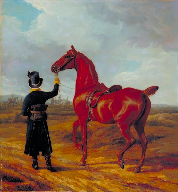Spencer Alley Early Nineteenth Century British Paintings In London