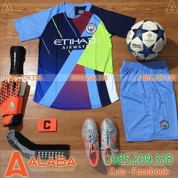 Tổng Hợp Các Mẫu Áo Đấu Manchester City 2020 Đẹp Nhất Hiện Nay