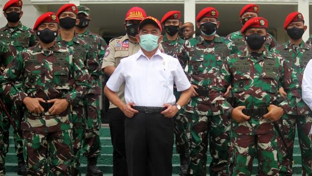 Relawan Jokowi Khawatir Menko PMK Sengaja Naikkan Eskalasi Kegaduhan lewat Isu Darurat Militer