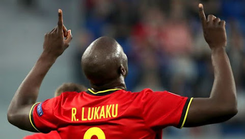 EURO 2020: Lukaku Goals Against Russia