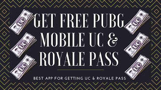 How to get free uc in pubg mobile