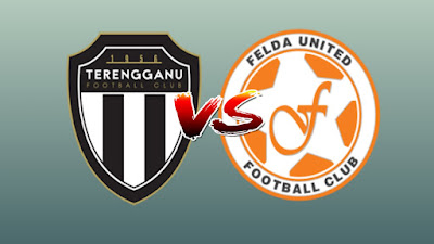 Live Streaming Terengganu vs Felda United Liga Super 19.4.2019