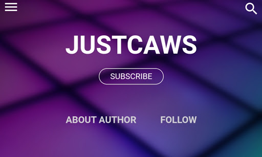 the justCAWS blog