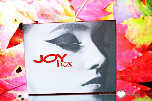 JOY BOX - JESIENNA PIELĘGNACJA | Box kosmetyczny - Październik 2016