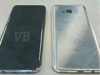 Samsung galaxy s8 leaked images