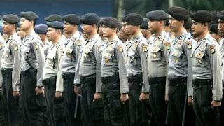 Rekrutmen anggota polri terbaru, tamtama, bintara, akpol