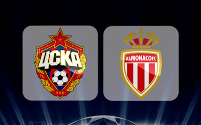 AS Monaco vs CSKA Moscow - Soccer Live