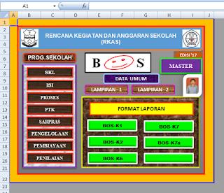 Download Aplikasi RKAS BOS sesuai Juknis BOS Tahun 2017