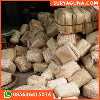 Jual Besek Bambu Murah