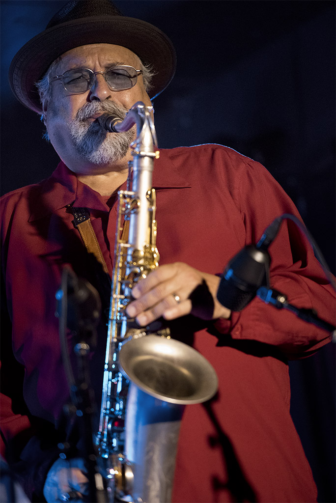 Joe Lovano - Clamores Jazz (Madrid) - 9/5/2018