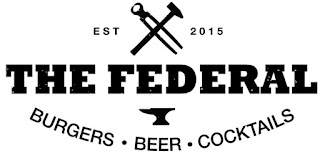 The Federal: Home of Downtown's Best Burgers!