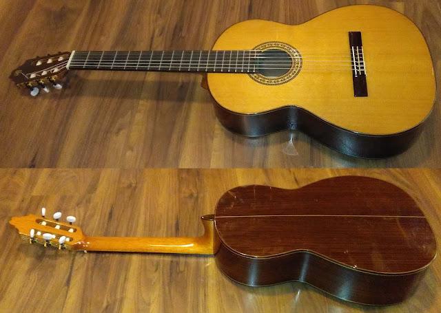 Guitarra española Prudencio Sáez 31