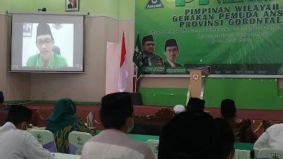 Moderasi Beragama Jadi Tema PKL GP Ansor Gorontalo