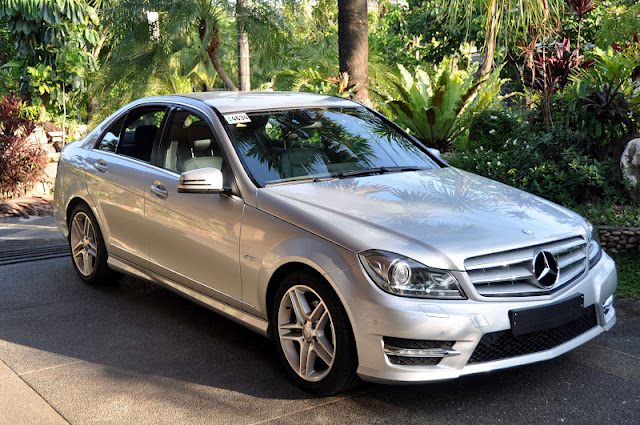 2012 Mercedes Benz C250 Amg Sport On Your Mark