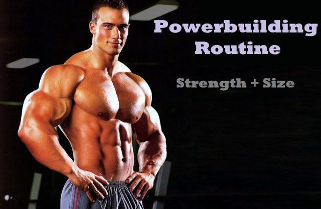 powerbuilding routine