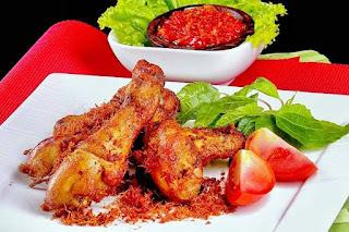 Resep dan cara membuat ayam goreng bumbu lengkuas