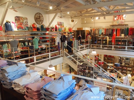 パリ6区のショッピング・雑貨屋・Le Grancd Comptoir(ル・グラン・コントワール)