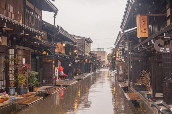 Takayama Historical District