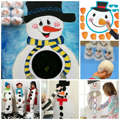 Fun & creative winter party games for kids.  30+ ideas great for the classroom! #winterparty #winterpartyideasforkids #winterpartygamesforschool #partygameskids #growingajeweledrose #activitiesforkids