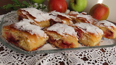 Jesenji štrudel s jabukama / Apple Strudel