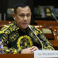 Ketua KPK: Sumbangan Untuk Penanganan Corona Bukan Gratifikasi