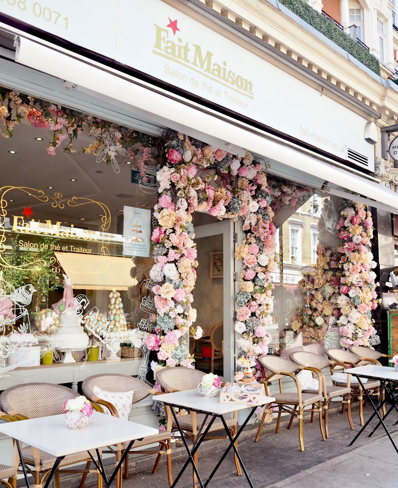 The Most Instagrammable Cafes In London Dainty Dress Diaries