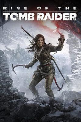 Capa do Rise of the Tomb Raider