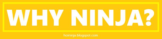 Hoi! Mijn Naam Is Ninja