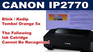 Printer Ngeblink 5 kali