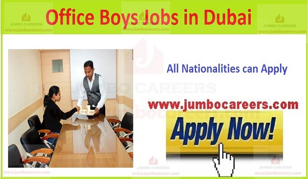 Dubai jobs with salary,