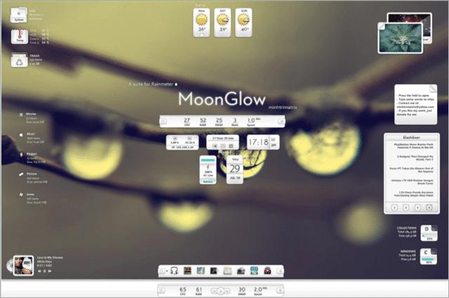 MoonGlow Skin Download