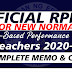 OFFICIAL RPMS Templates for Teachers & Master Teachers for New Normal 2020-2021