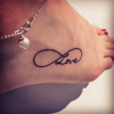 Tatuajes de infinito delicados que debes probar
