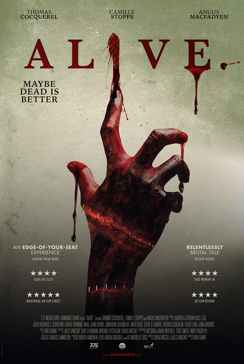 alive poster