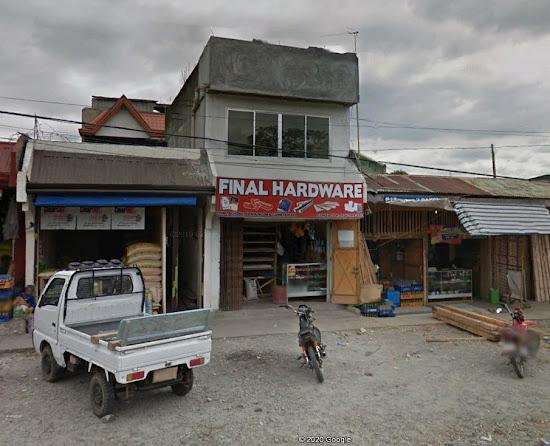 Final Hardware (Parang, Maguindanao)