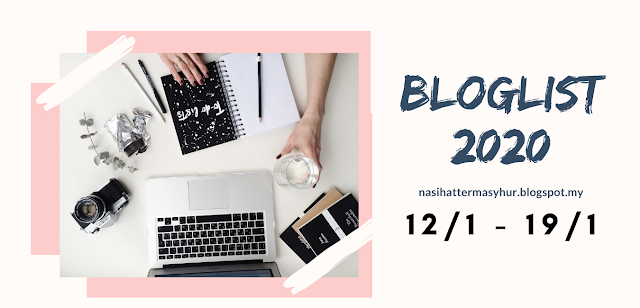 BLOGLIST 2020 by Nasihattermasyhur