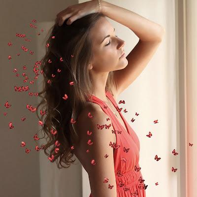imagen mujer+14 febrero+enamorada