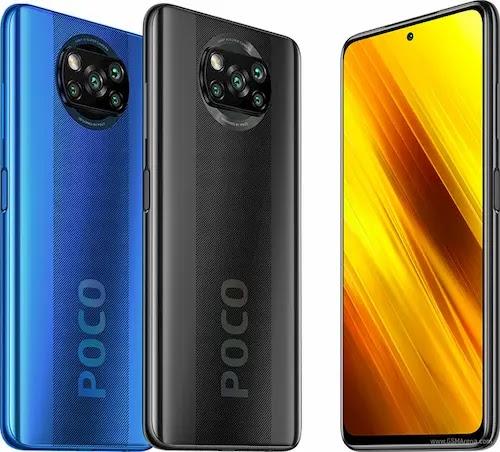 سعر هاتف Xiaomi Poco X3 NFC في المغرب