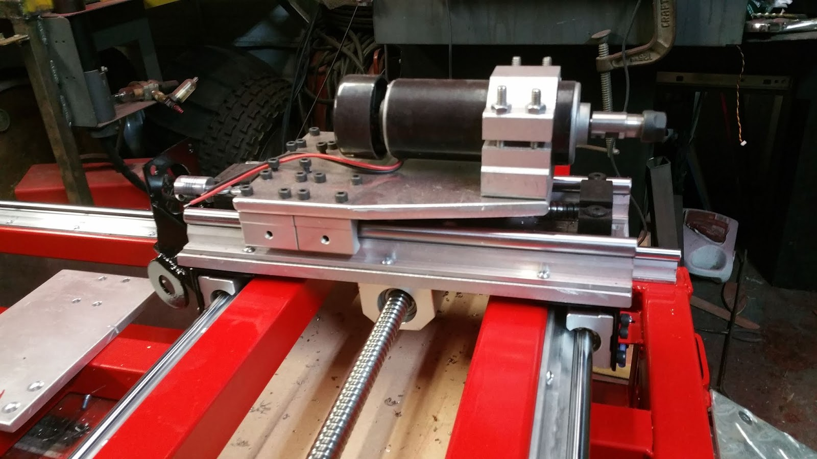 DANG Contraptions: Building DIY CNC Router Machines  My