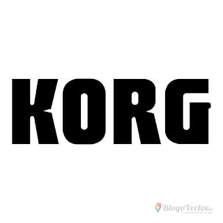 Korg Logo vector (.cdr)