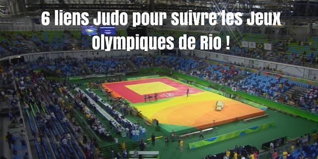 Jeux Olympiques - Judo - Rio 2016 - Cestquoitonkim