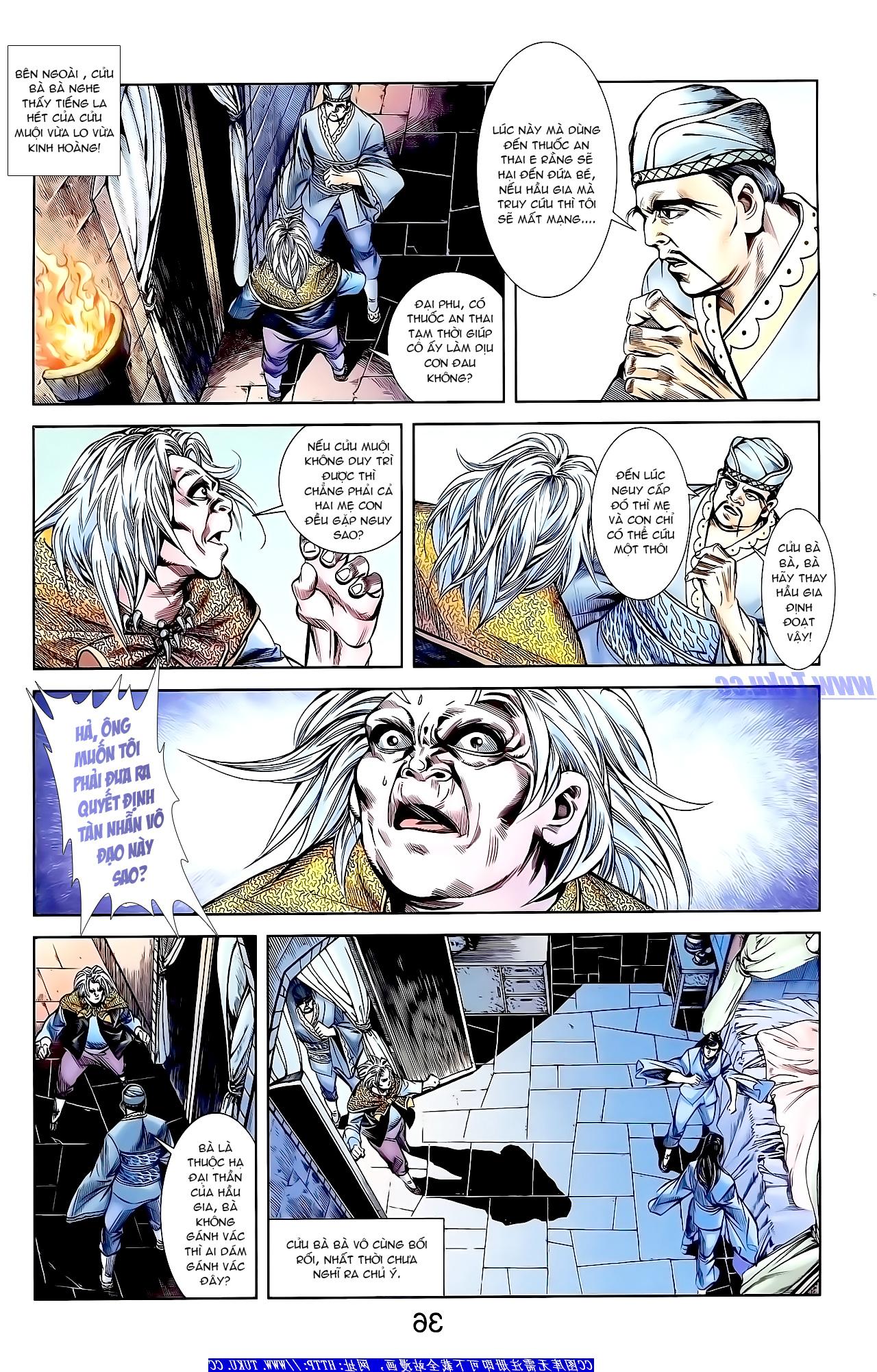 Cơ Phát Khai Chu Bản chapter 159 trang 22