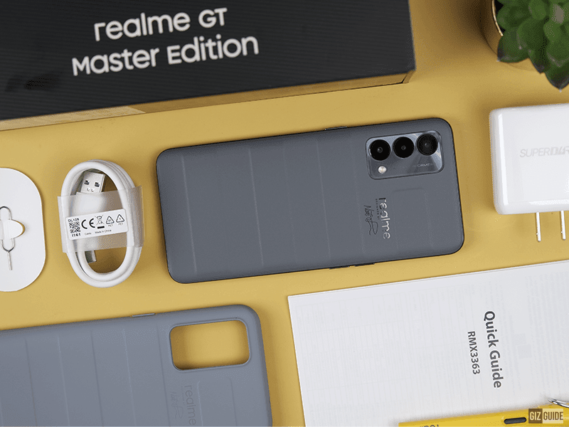 realme GT Master Edition Unboxing and First Impression!