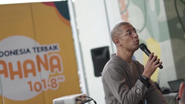 BAHANA FM, Radio yang Jakarta Banget - Semakin Konsisten Memberikan Konten Lokal dengan Memainkan Hits Indonesia Terbaik