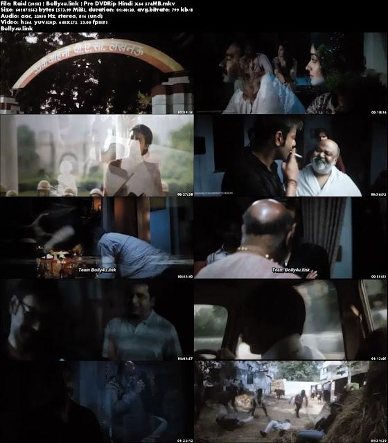 raid movies ajay