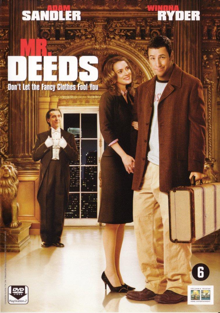 Vagebond S Movie Screenshots Mr Deeds 2002