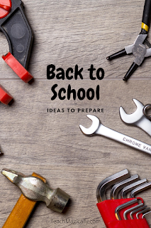 Back to School be Prepared by Teach Magically