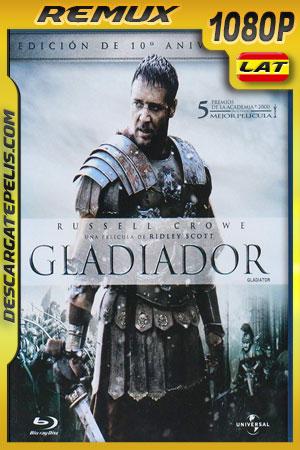 Gladiador (2000) 1080p BDRemux Latino – Ingles