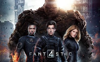 Fantastic Four 2015 box office bomb Fox Josh Trank