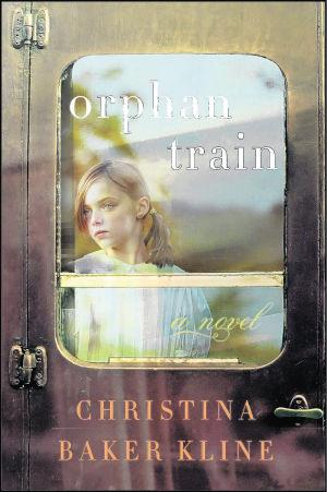 Orphan Train by Christina Kline Baker - book cover